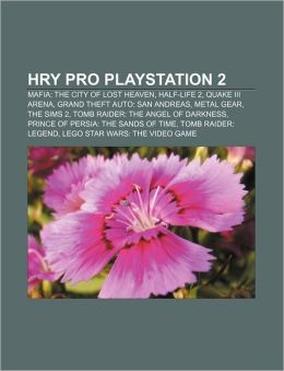 Hry Pro PlayStation 2: Mafia: The City of Lost Heaven, Half-Life 2, Quake III Arena, Grand Theft Auto: San Andreas, Metal Gear, the Sims 2