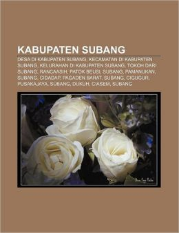 Kabupaten Subang: Desa di Kabupaten Subang, Kecamatan di Kabupaten Subang, Kelurahan di Kabupaten Subang, Tokoh dari Subang, Rancaasih