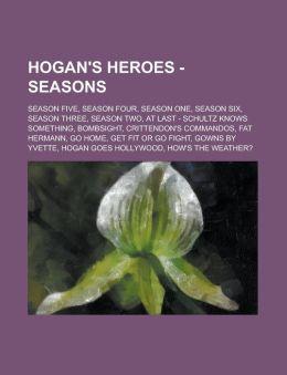 Hogan's Heroes - Seasons: Season Five, Season Four, Season One, Season Six, Season Three, Season Two, at Last - Schultz Knows Something, Bombsig
