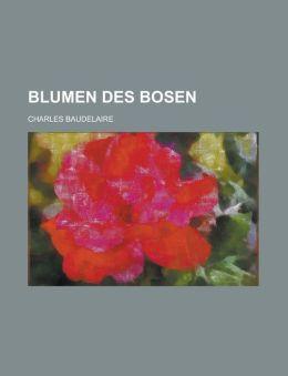 Blumen Des Bosen