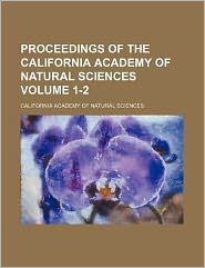Proceedings of the California Academy of Natural Sciences