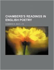 Chambers's Readings in English Poetry