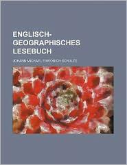 Englisch-Geographisches Lesebuch