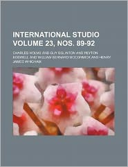 International Studio Volume 23, Nos. 89-92