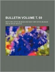 Bulletin Volume . 69
