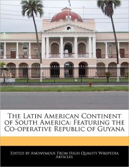 The Latin American Continent Of South America
