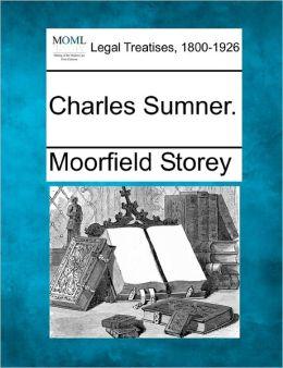 Charles Sumner.