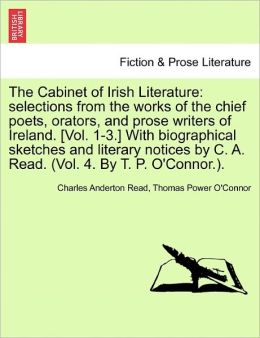 The Cabinet Of Irish Literature