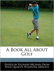 A Book All About Golf