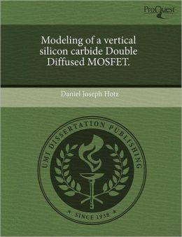 Modeling Of A Vertical Silicon Carbide Double Diffused Mosfet.