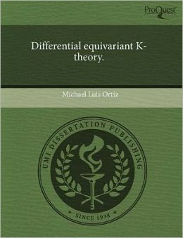 Differential Equivariant K-Theory.