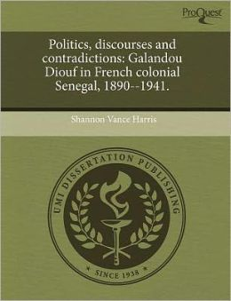 Politics, Discourses And Contradictions