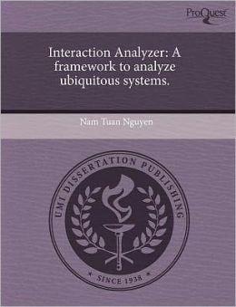 Interaction Analyzer