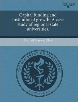 Capital Funding And Institutional Growth
