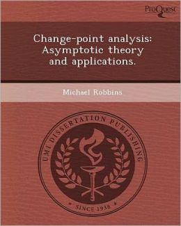 Change-point analysis: Asymptotic theory and applications.