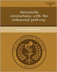 Salmonella interactions with the endosomal pathway.