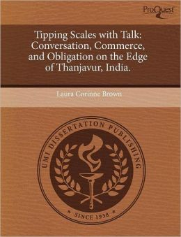 Tipping Scales With Talk