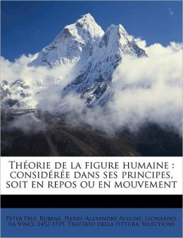 Th Orie De La Figure Humaine