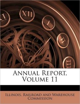 Annual Report, Volume 11