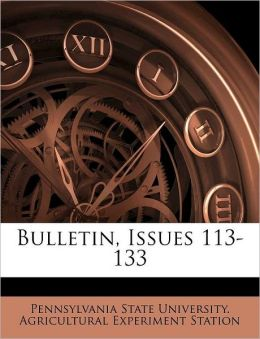 Bulletin, Issues 113-133