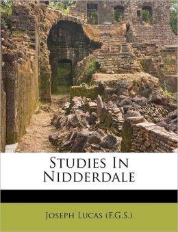 Studies In Nidderdale