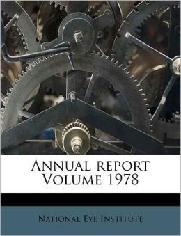 Annual report Volume 1978
