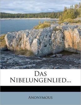 Das Nibelungenlied...