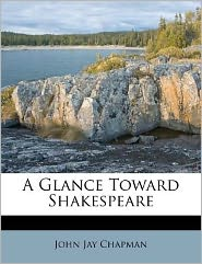 A Glance Toward Shakespeare