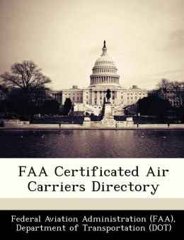 FAA Certificated Air Carriers Directory