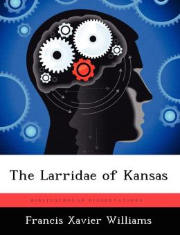 The Larridae of Kansas