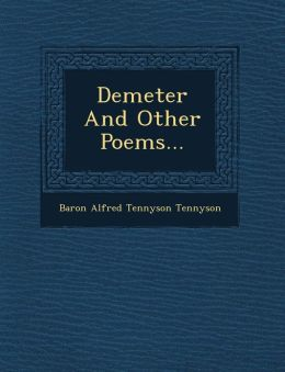 Demeter and Other Poems...