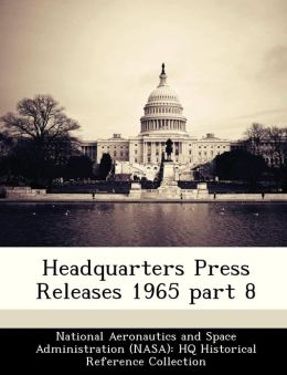 Headquarters Press Releases 1965 part 8