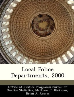 Local Police Departments, 2000