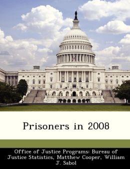 Prisoners in 2008