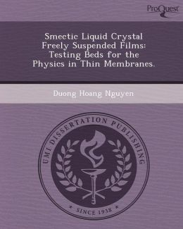 Smectic Liquid Crystal Freely Suspended Films: Testing Beds for the Physics in Thin Membranes.