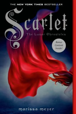 Scarlet (The Lunar Chronicles Series #2)
