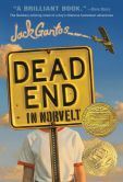 Book Cover Image. Title: Dead End in Norvelt, Author: Jack Gantos