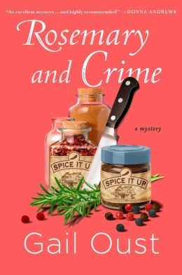 Rosemary and Crime (Spice Shop Mystery Series #1)