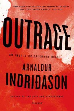 Outrage: An Inspector Erlendur Novel