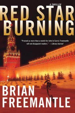 Red Star Burning: A Thriller