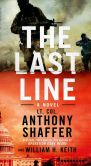 Book Cover Image. Title: The Last Line:  A Novel, Author: Anthony Shaffer