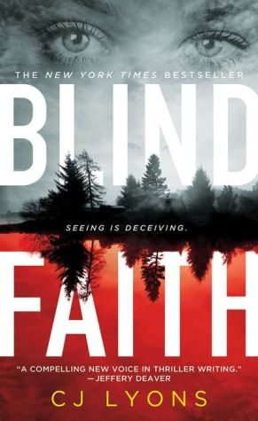 Blind Faith: A Caitlyn Tierney FBI Thriller