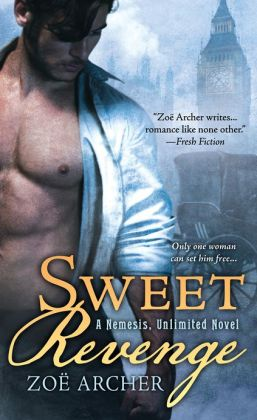 Sweet Revenge (Nemesis Unlimited Series #1)