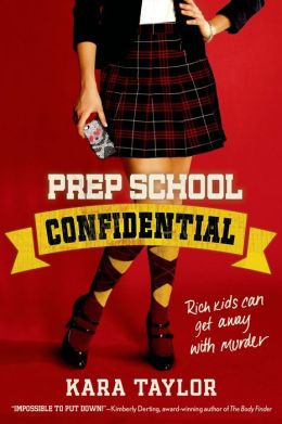 Prep School Confidential (Prep School Confidential Series #1)