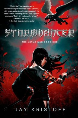 Stormdancer (The Lotus War, Book One)