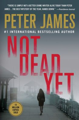 Not Dead Yet (Roy Grace Series #8)