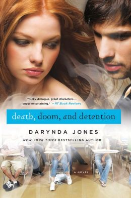Death, Doom, and Detention (Darklight Series #2)