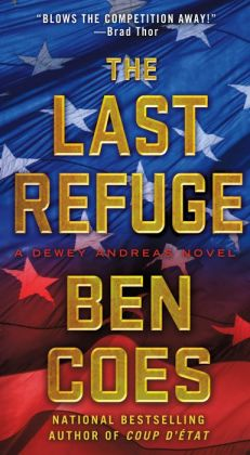 The Last Refuge (Dewey Andreas Series #3)