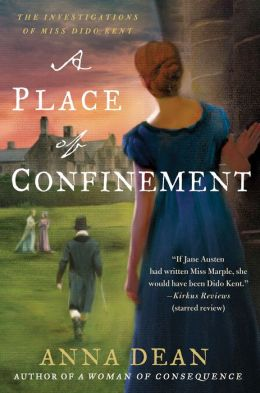 A Place of Confinement (Dido Kent Series #4)