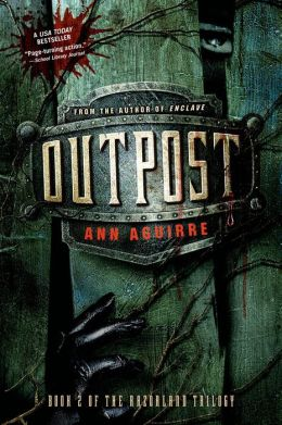 Outpost (Enclave Series #2)